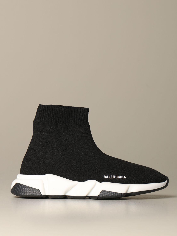 鞋履 Balenciaga: 鞋履 儿童 Balenciaga 黑色 1
