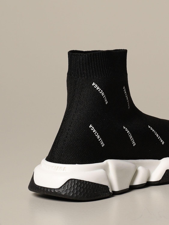 鞋履 Balenciaga: 鞋履 儿童 Balenciaga 黑色 3