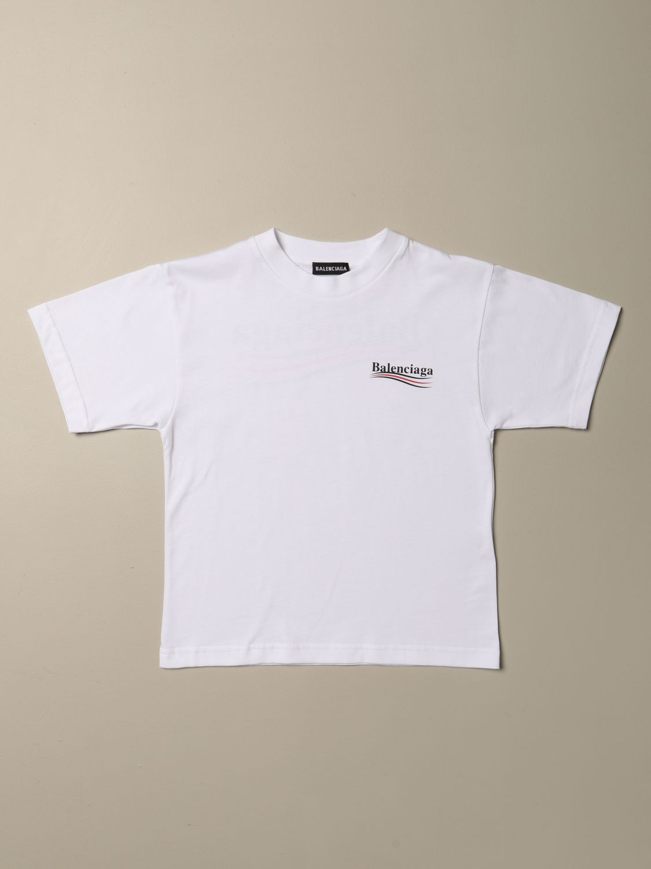 T-Shirt Balenciaga 556155 TIVB5 Giglio EN