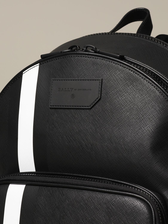 Backpack Bally: Bags men Bally black 4