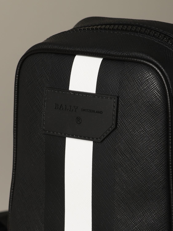 Shoulder bag Bally: Bags men Bally black 3