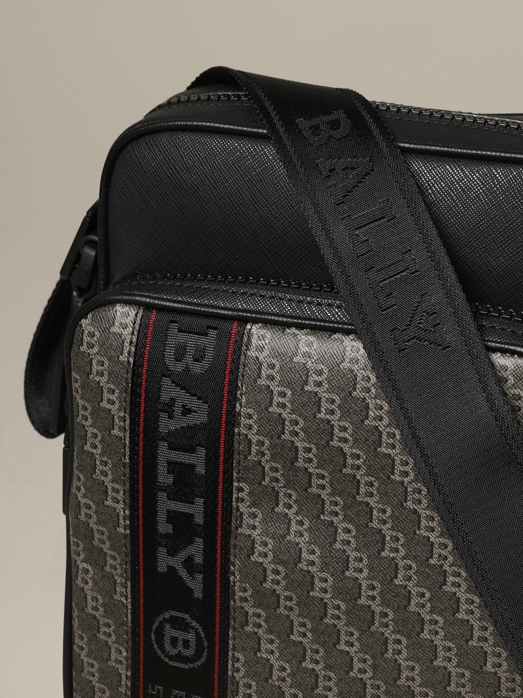 Shoulder bag Bally: Bags men Bally brown 3