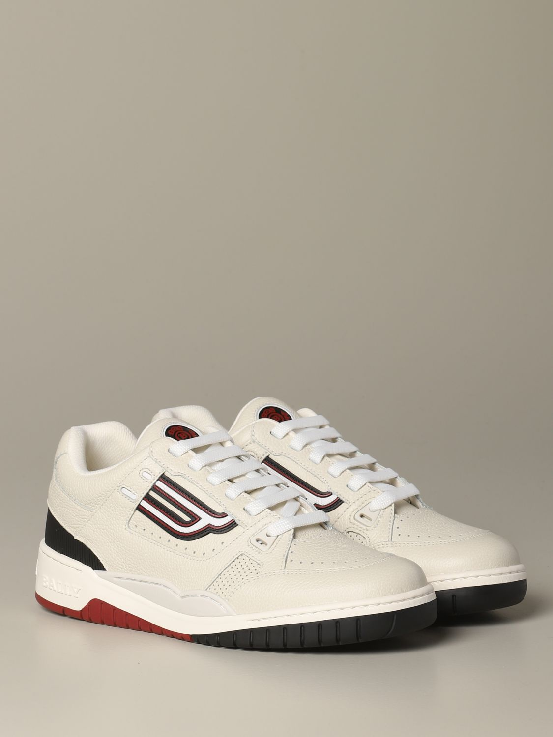 Trainers Bally: Shoes men Bally white 2