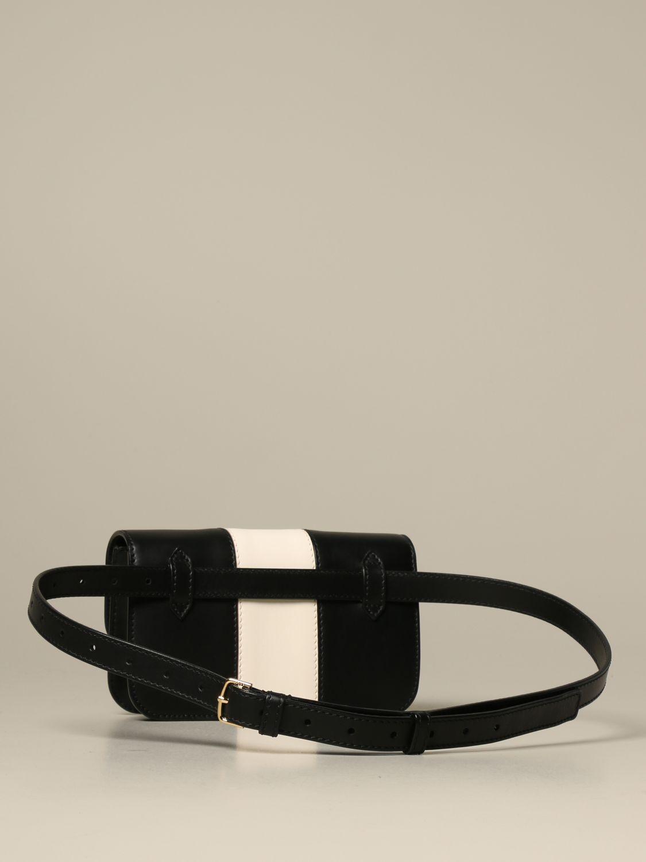 Belt bag Bally: Shoulder bag women Bally black 3