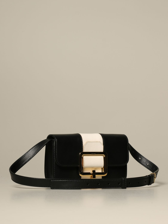 Belt bag Bally: Shoulder bag women Bally black 4