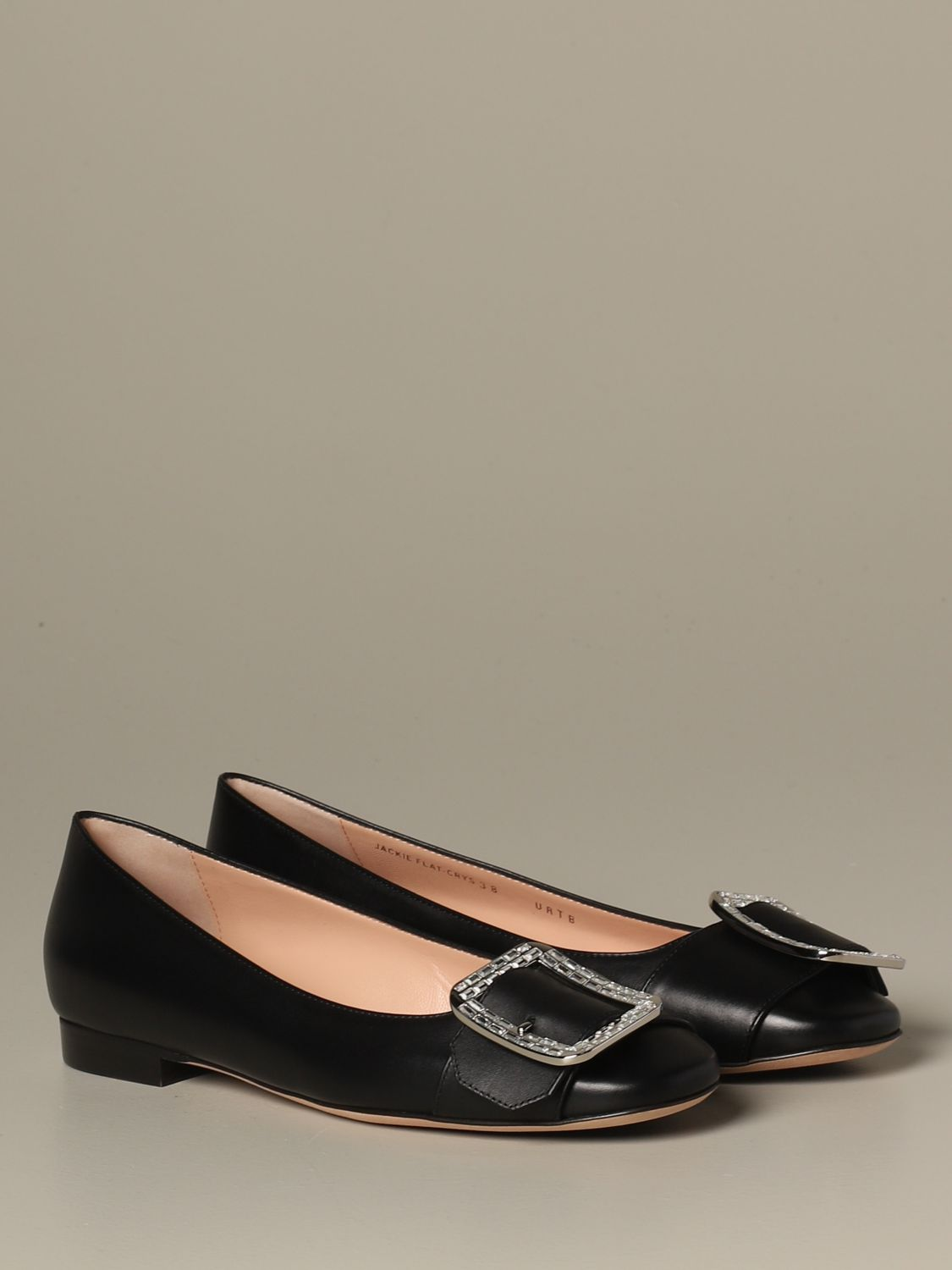 Ballet pumps Bally: Shoes women Bally black 2