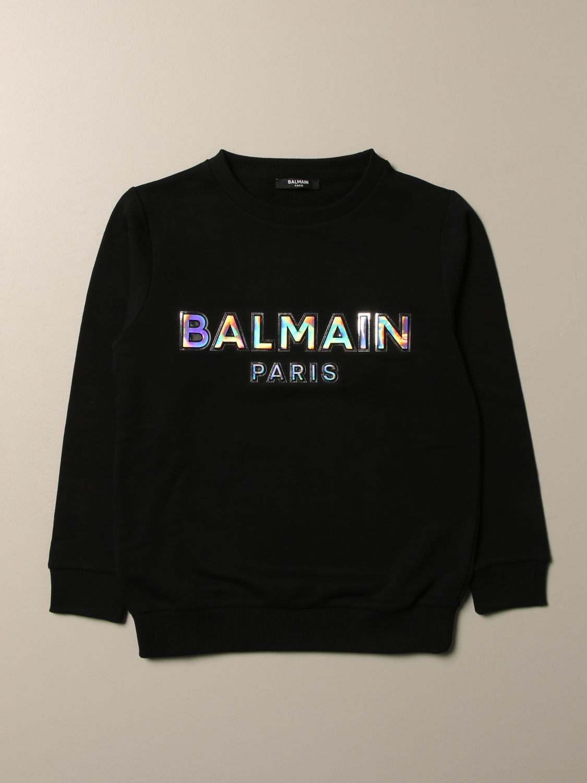 毛衣 Balmain: 毛衣 儿童 Balmain 黑色 1 1