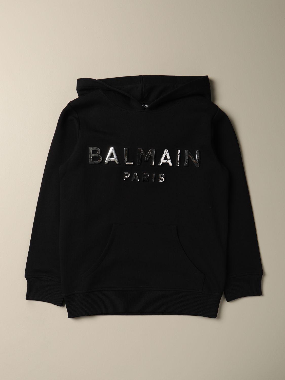 毛衣 Balmain: 毛衣 儿童 Balmain 黑色 1