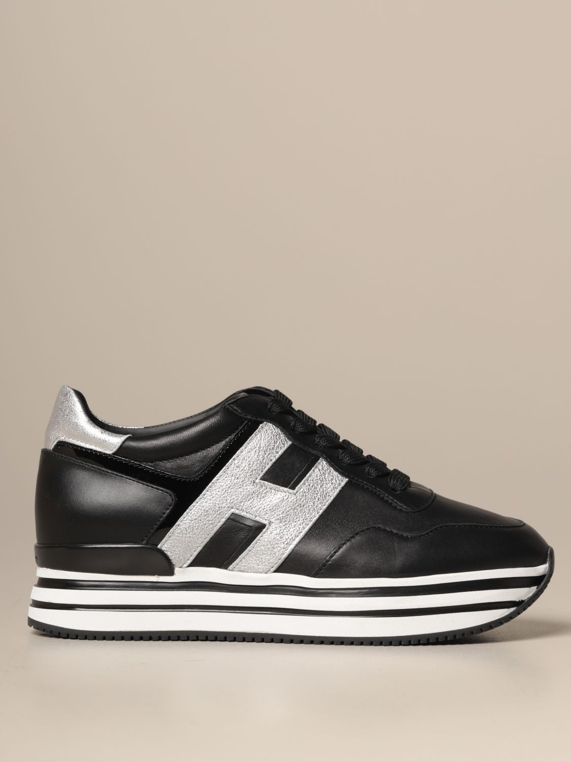 Sneakers H483 running leather Hogan