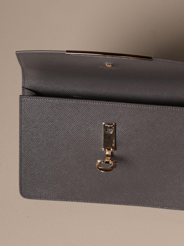 Mini bag Salvatore Ferragamo: Mini bag women Salvatore Ferragamo grey 5