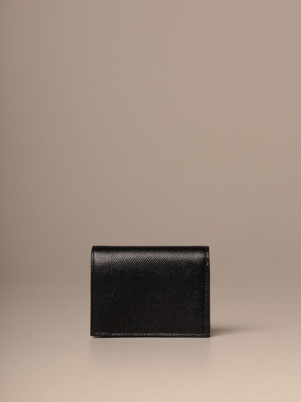 Wallet Salvatore Ferragamo: Wallet women Salvatore Ferragamo black 3