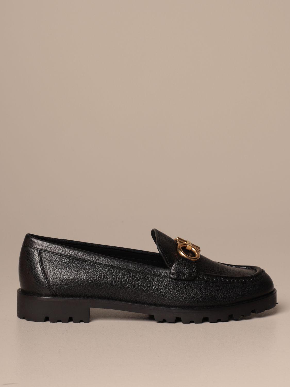 Mokassins Salvatore Ferragamo: Schuhe damen Salvatore Ferragamo schwarz 1