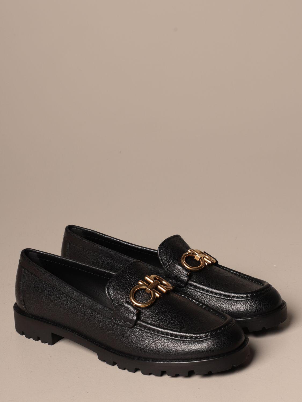 Mokassins Salvatore Ferragamo: Schuhe damen Salvatore Ferragamo schwarz 2