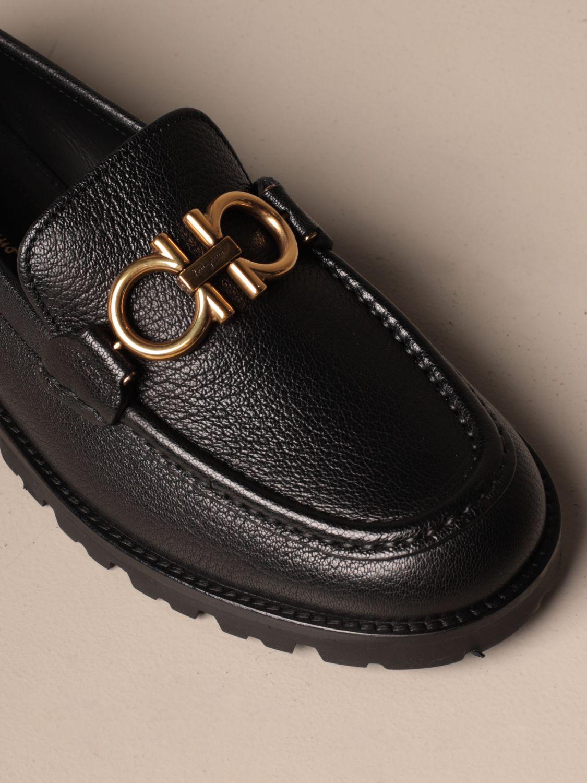Mokassins Salvatore Ferragamo: Schuhe damen Salvatore Ferragamo schwarz 4