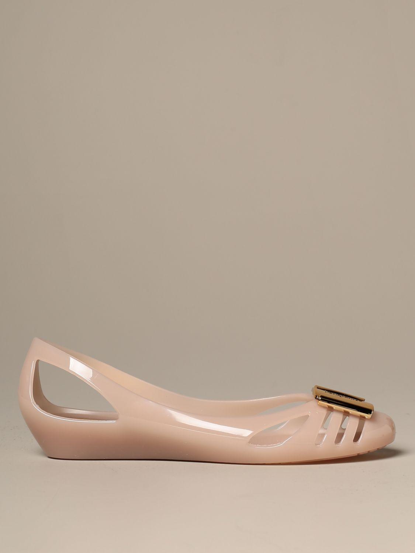 Manoletinas Salvatore Ferragamo: Zapatos mujer Salvatore Ferragamo rosa pálido 1