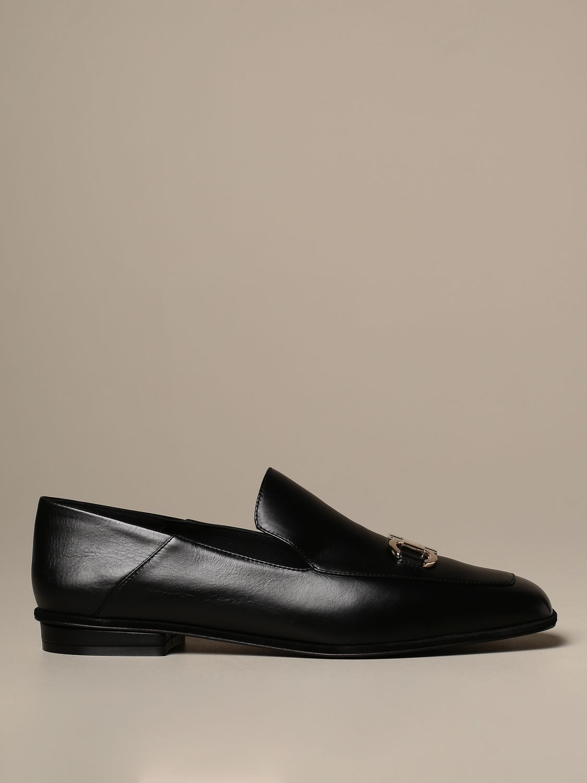 Cesaro Salvatore Ferragamo leather