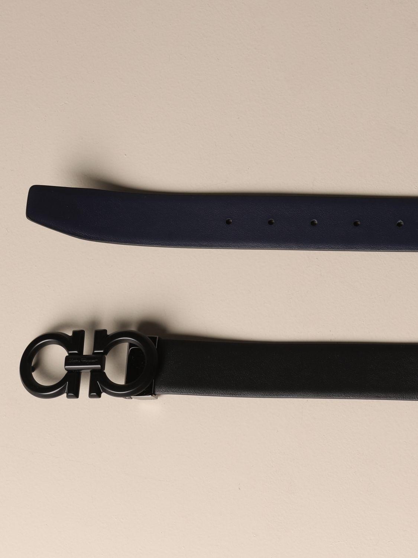 Belt Salvatore Ferragamo: Belt men Salvatore Ferragamo black 2