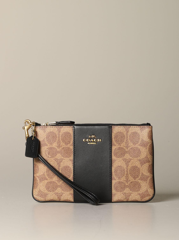 Mini bag Coach: Mini bag women Coach black 1