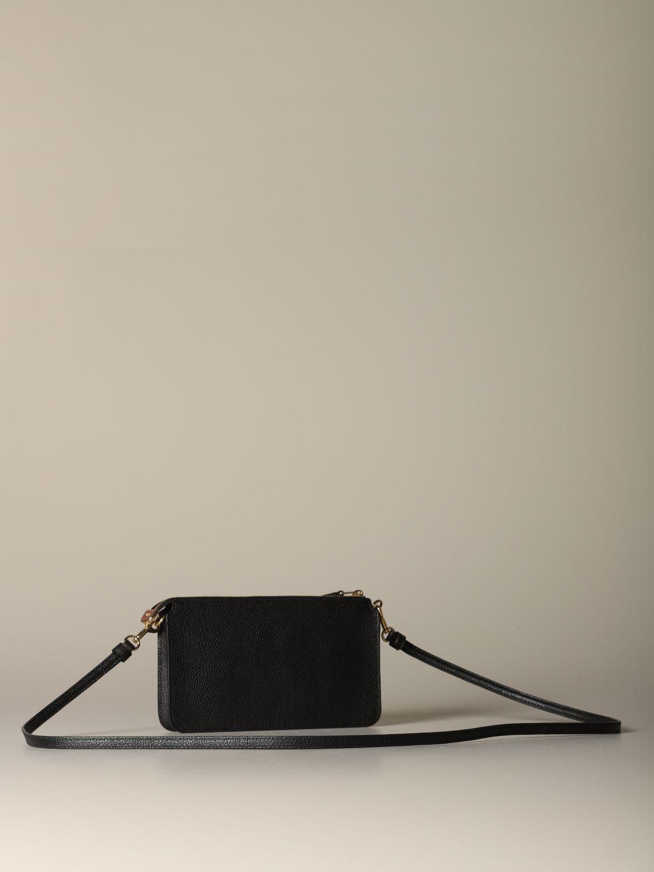 Mini sac à main Coach: Mini sac à main femme Coach noir 2