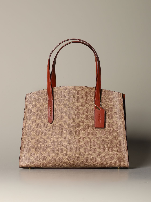 Tote bags Coach: Shoulder bag women Coach leather 1