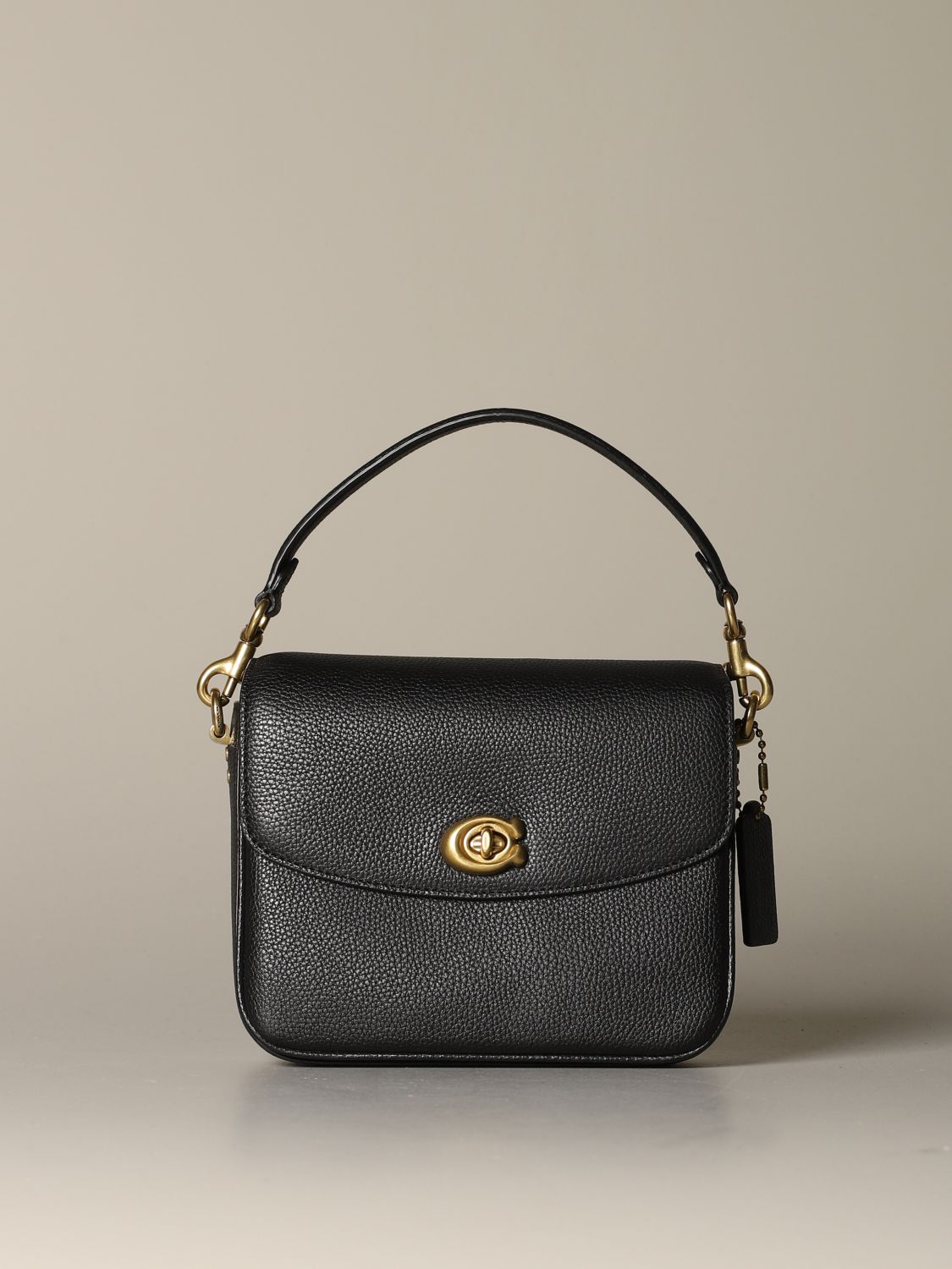 Shoulder bag Coach: Shoulder bag women Coach black 1
