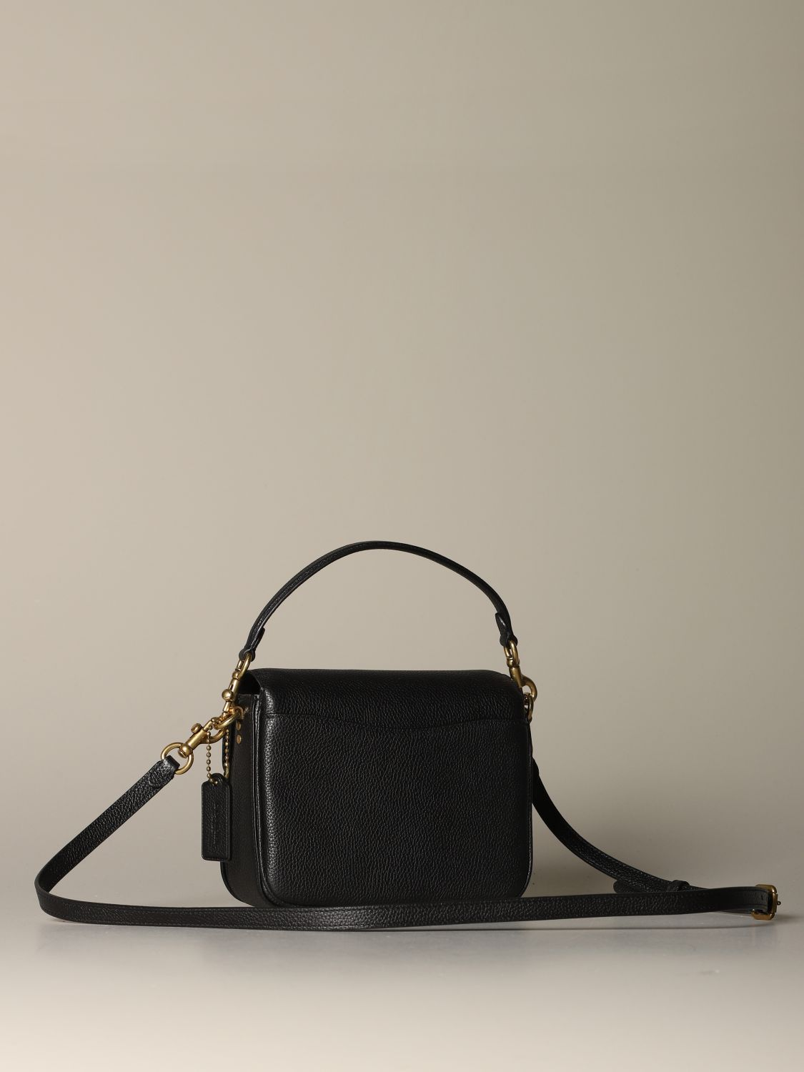 Shoulder bag Coach: Shoulder bag women Coach black 2