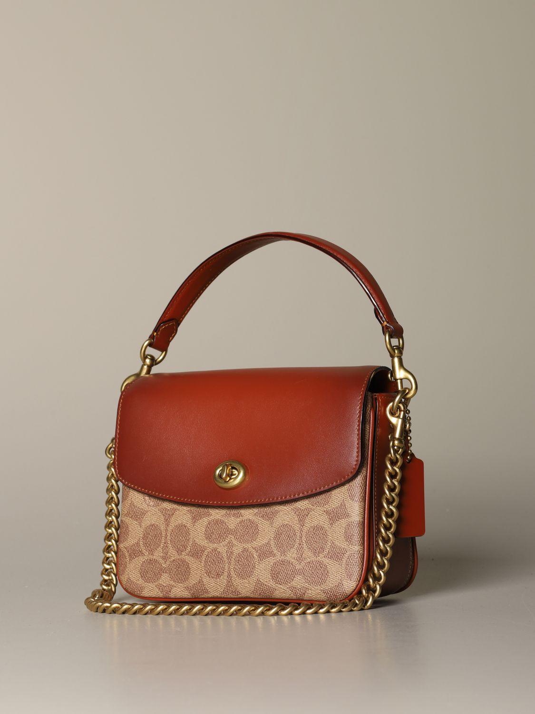 Shoulder bag Coach: Shoulder bag women Coach leather 2