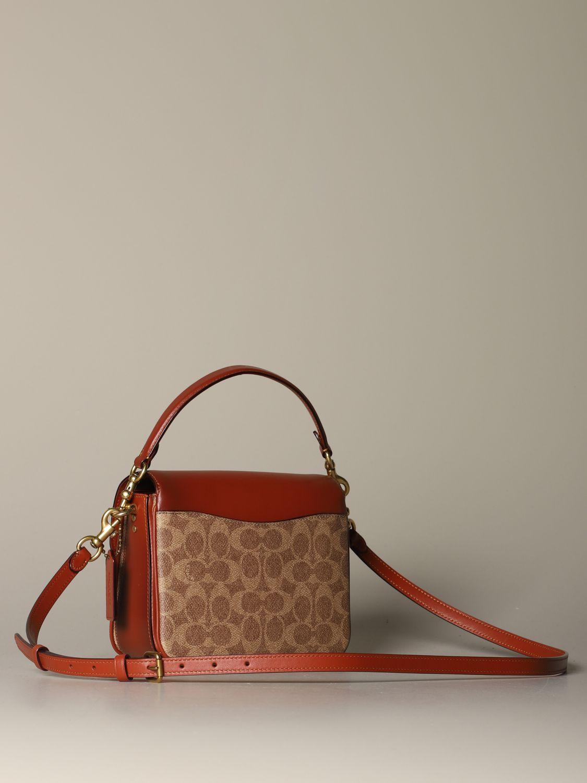 Shoulder bag Coach: Shoulder bag women Coach leather 3