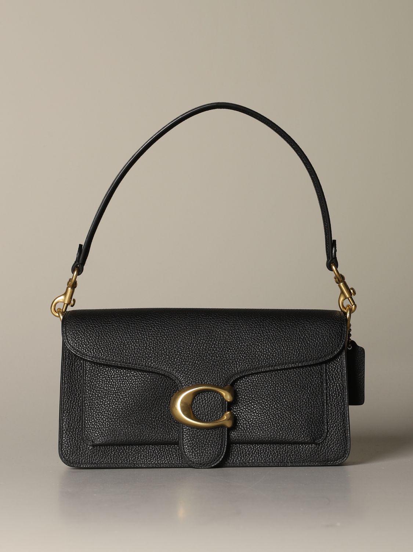 Shoulder bag Coach: Shoulder bag women Coach black 1