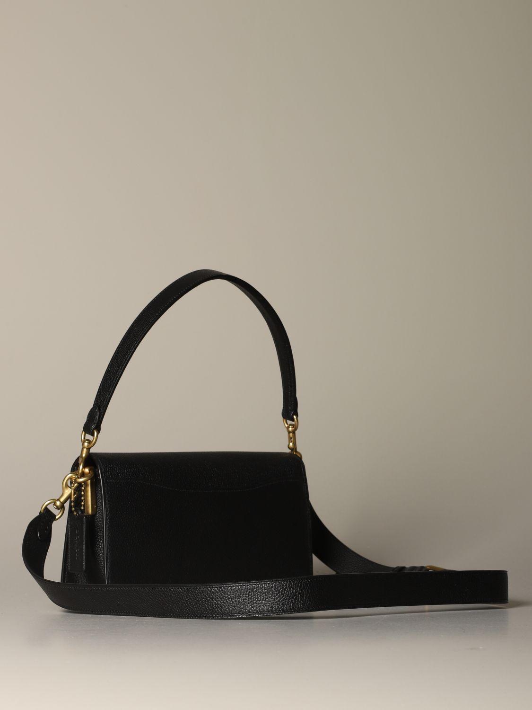 Shoulder bag Coach: Shoulder bag women Coach black 2