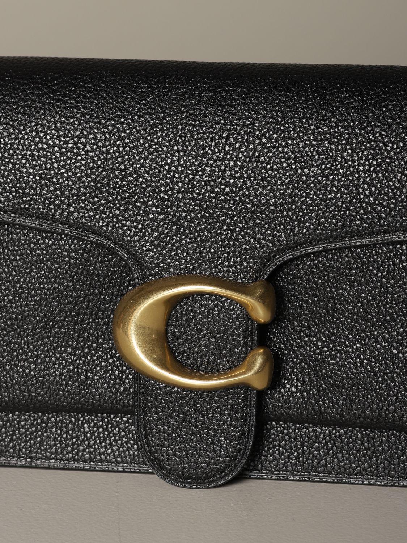 Shoulder bag Coach: Shoulder bag women Coach black 3
