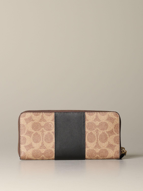Wallet Coach: Wallet women Coach black 3