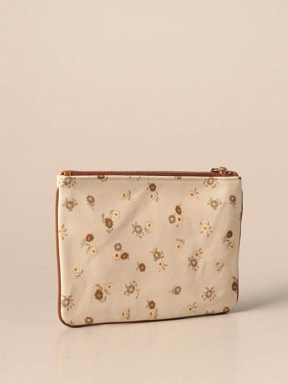 Вечерняя сумочка и клатч Coach: Наплечная сумка Женское Coach бежевый 2