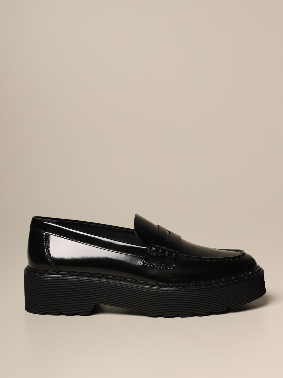 Loafers Tods XXW80C0DF30MRKB999 Giglio EN