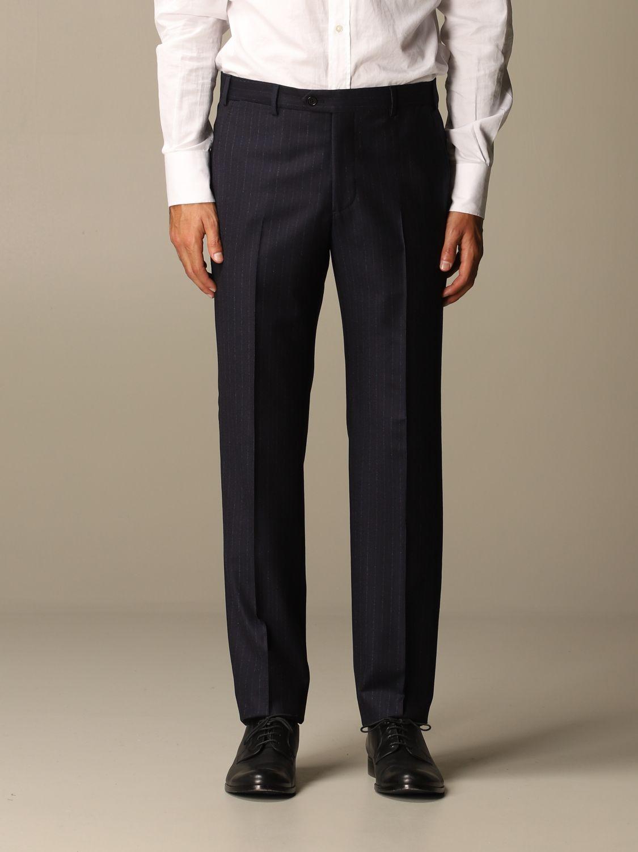 Suit Emporio Armani: Suit men Emporio Armani blue 5