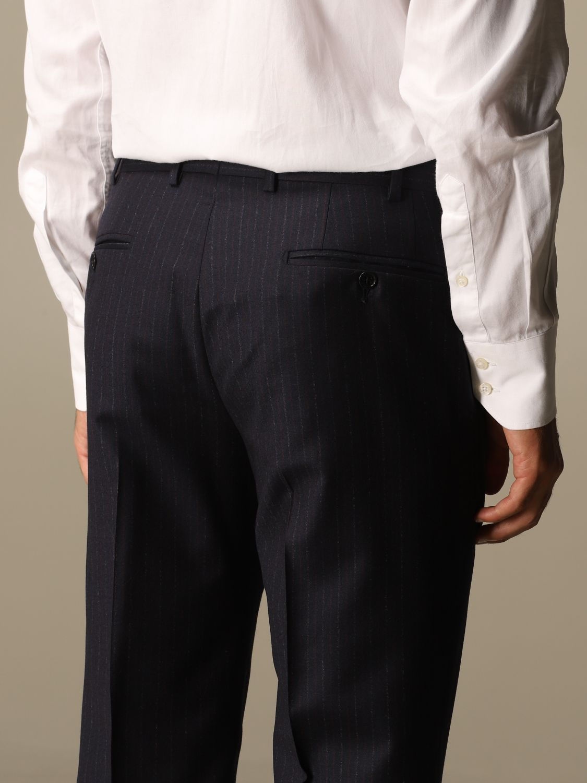 Suit Emporio Armani: Suit men Emporio Armani blue 6