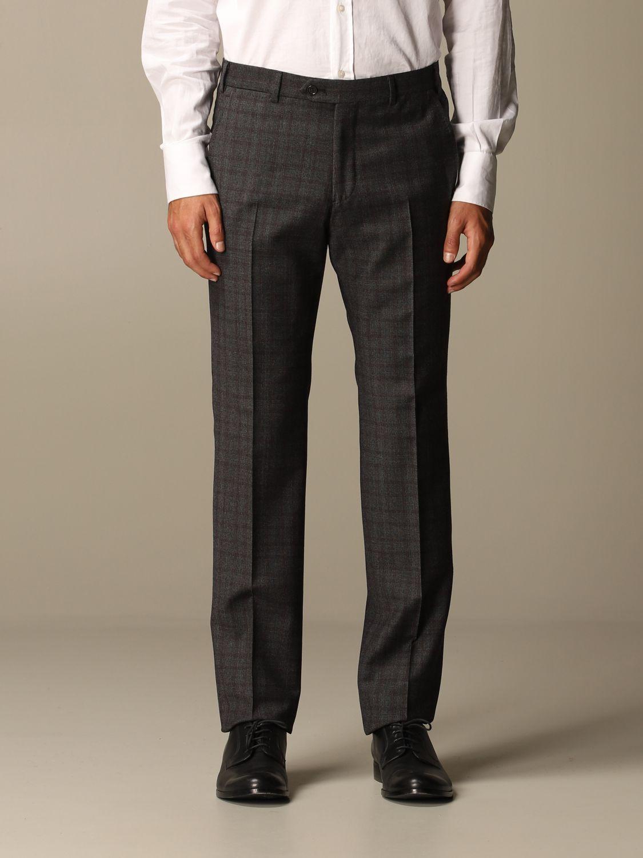 Suit Emporio Armani: Suit men Emporio Armani charcoal 5