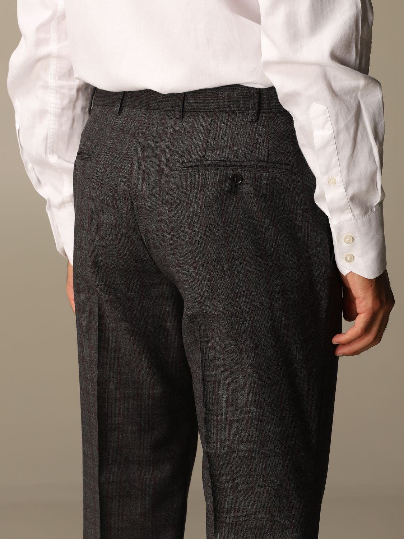 Suit Emporio Armani: Suit men Emporio Armani charcoal 6