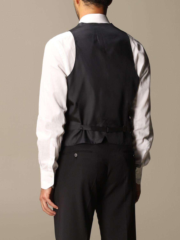 Suit vest Emporio Armani: Suit vest men Emporio Armani navy 2