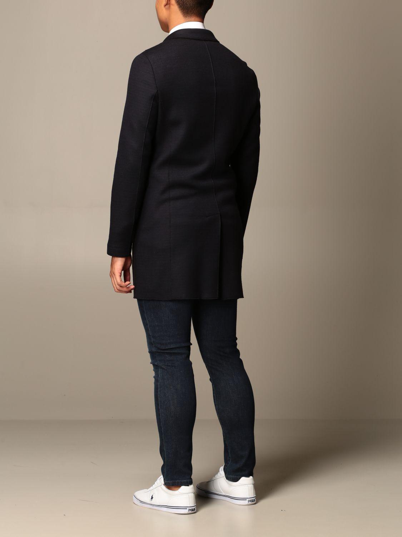 Mantel Emporio Armani: Mantel herren Emporio Armani blau 2