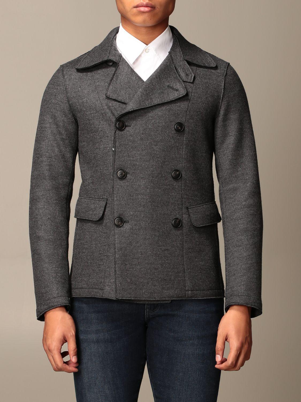 Mantel Emporio Armani: Mantel herren Emporio Armani grau 1