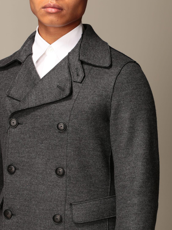 Mantel Emporio Armani: Mantel herren Emporio Armani grau 4