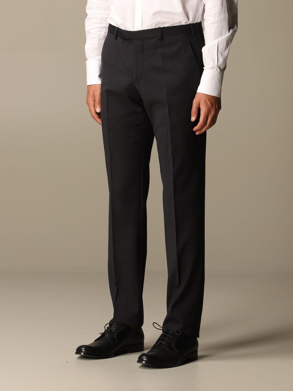 Pants Emporio Armani: Pants men Emporio Armani navy 3