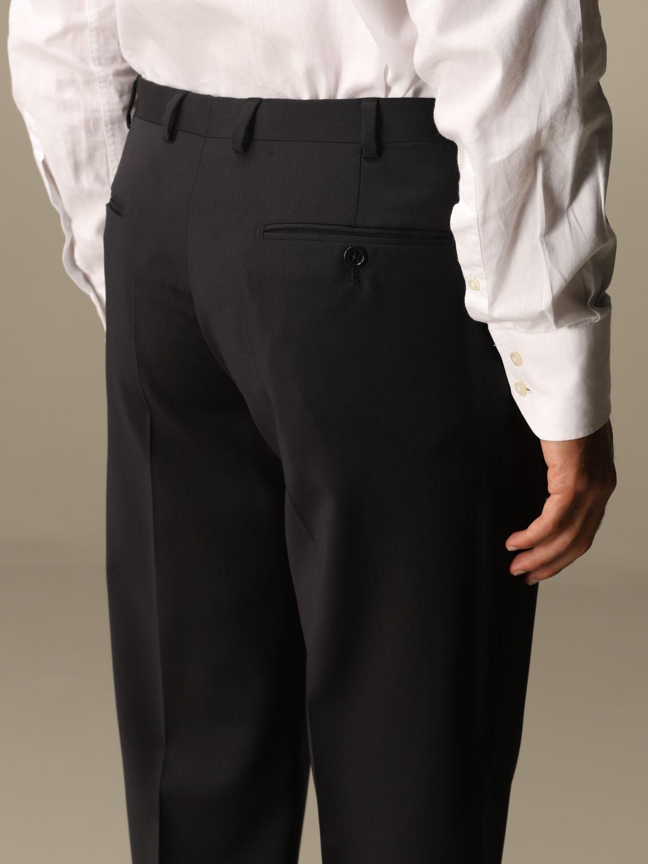 Pants Emporio Armani: Pants men Emporio Armani navy 4