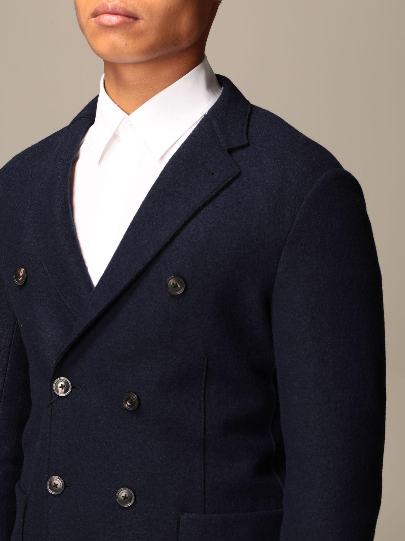 Blazer Emporio Armani: Blazer men Emporio Armani blue 4
