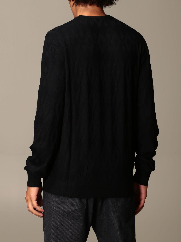 Pullover Emporio Armani: Pullover herren Emporio Armani blau 2
