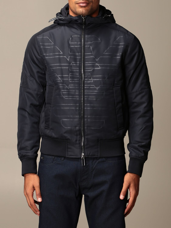 Jacket Emporio Armani: Jacket men Emporio Armani blue 1