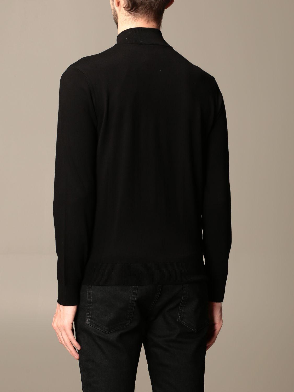 Sweater Emporio Armani: Sweater men Emporio Armani black 2