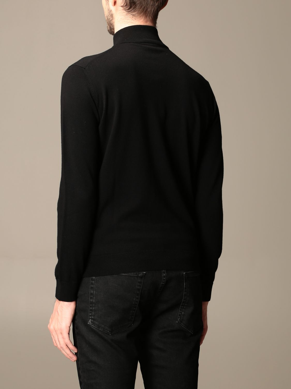 Pullover Emporio Armani: Pullover herren Emporio Armani schwarz 2