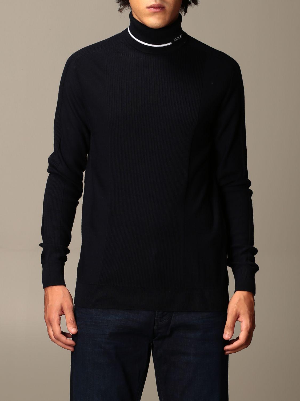 Pullover Emporio Armani: Pullover herren Emporio Armani blau 1